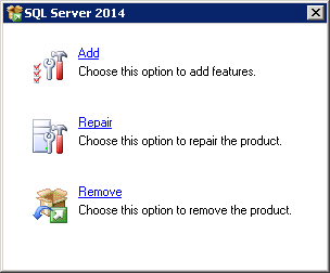 How to uninstall SQL-Server 2014 - SQL Server 2014 - Remove